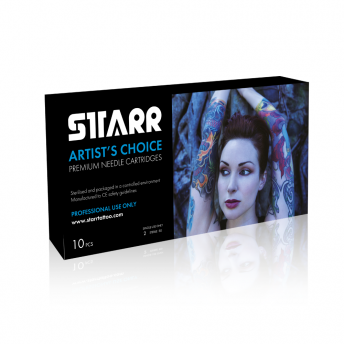 Artist Choice Bugpin Shaders Cartridges (0.30mm)