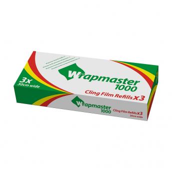 Wrapmaster Cling Film (Single) 30cmx100m